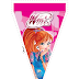 ¡Nuevos banderines Winx Club School 7ª temporada! | New Winx Club School season 7 flags!
