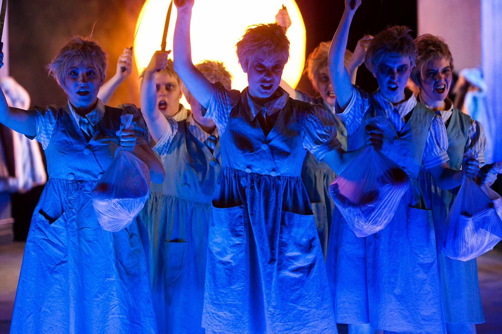 witches in macbeth their importance and The witches in macbeth are important because they provide macbeth's call to  action the witches' prophesies also affect lady macbeth, albeit.