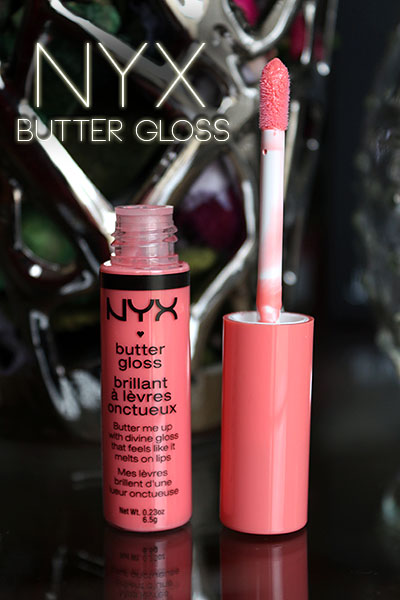 NYX Apple Strudel Butter Gloss