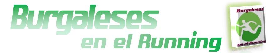 Burgaleses en el Running