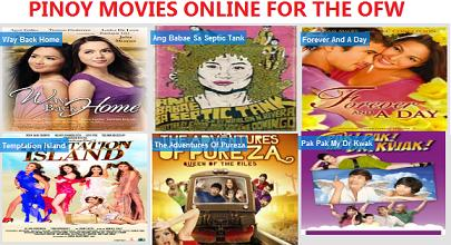 Watch Pinoy Movies Online