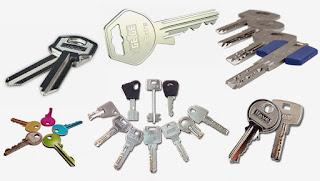Amaestramiento de llaves en Rota