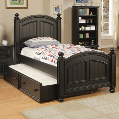 Wood Bed Designs : ... Bed Plans and How to Build Trundle Beds Yourself - Home Design Gallery