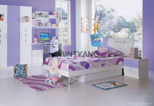 Decorating girls bedroom ideas 5 small interior ideas for Well decorated bedroom