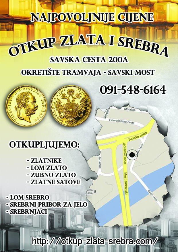 Otkup Zlata-Najbolja Cijena