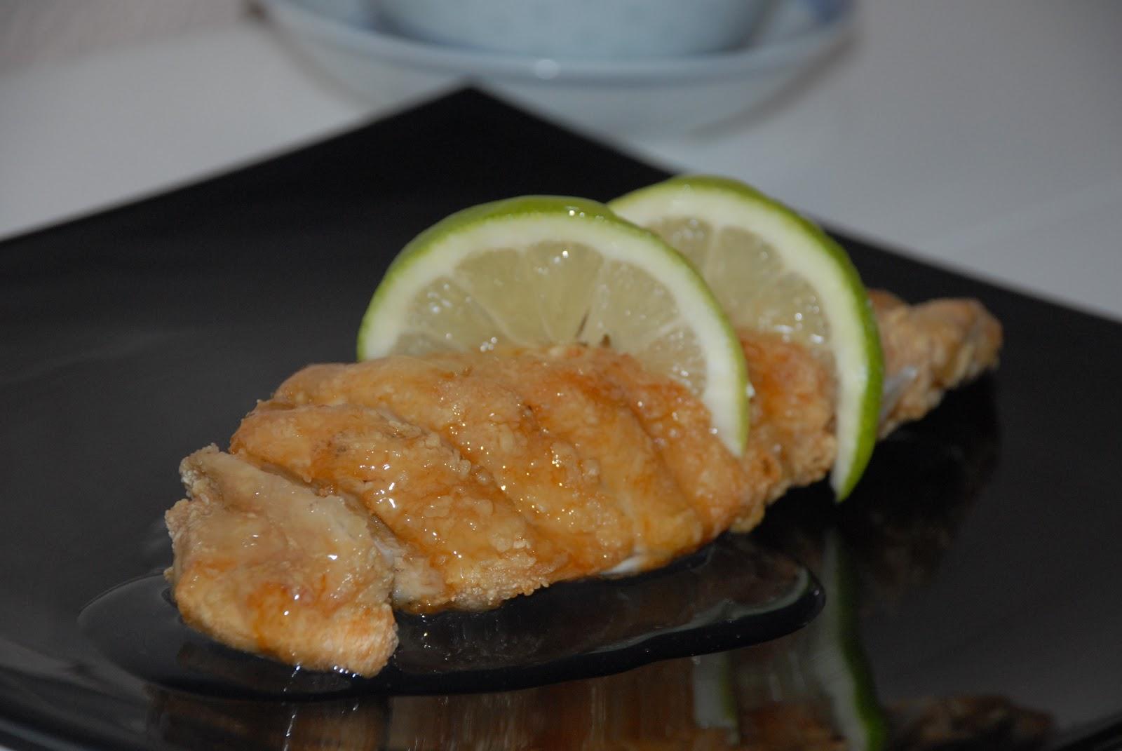 Las hadas en la cocina pechuga de pollo al lim n - Pechugas de pollo al limon ...