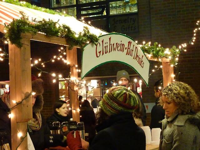 kerrytown, ann arbor weihnachtsmarkt