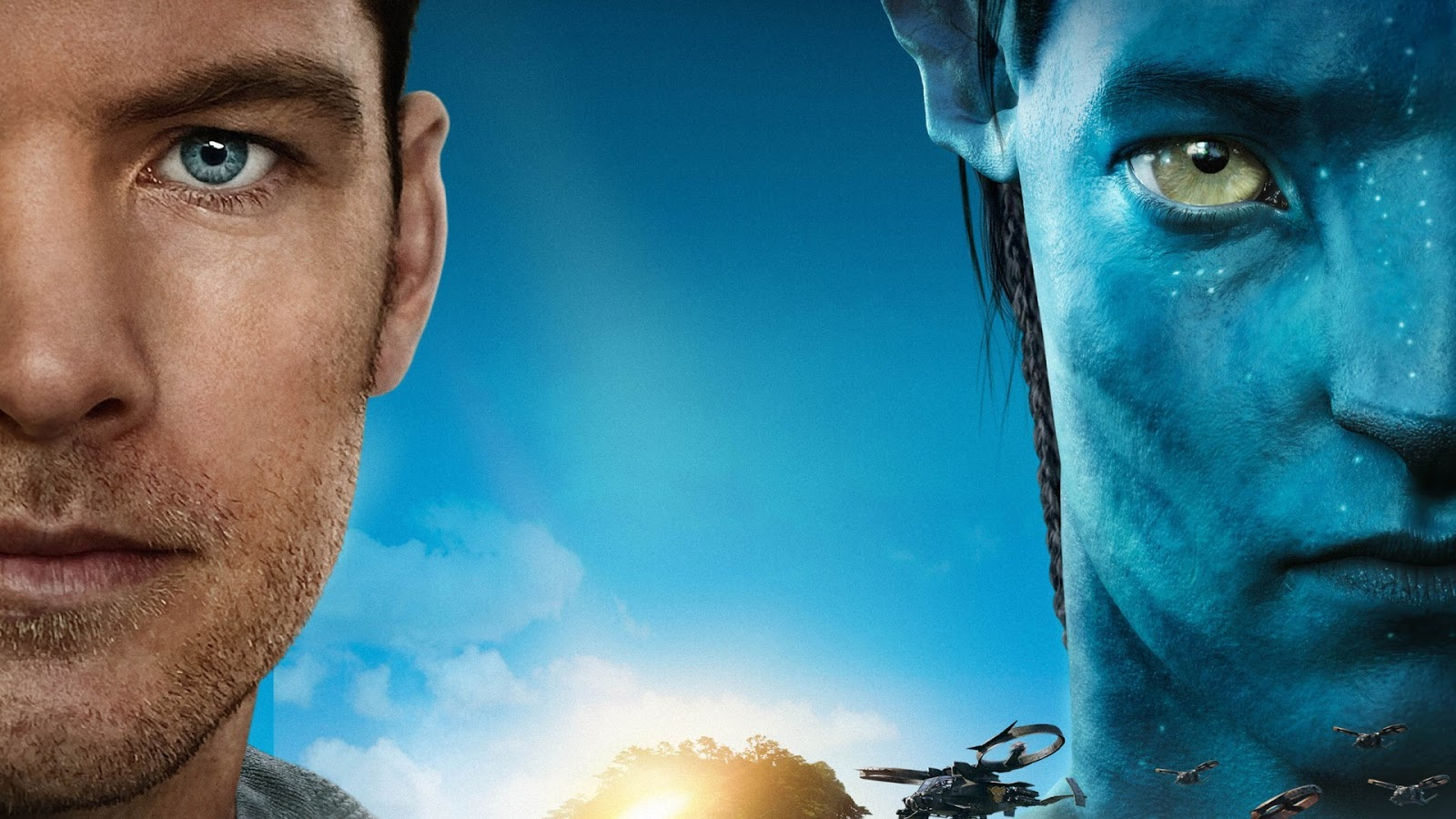 Avatar hd desktop wallpapers desktop wallpaper - Jake sully avatar ...
