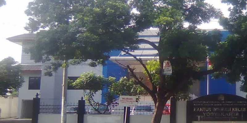 Peta Lokasi Kantor Imigrasi Kelas 1 Yogyakarta