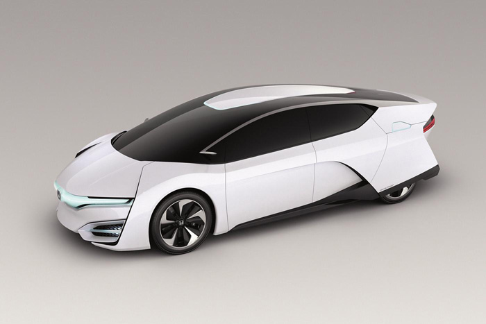 concept Honda eléctrico