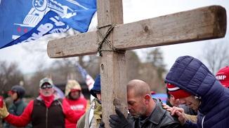Peter Costea 🔴 Creștinii blamați pentru evenimentul din 6 ianuarie