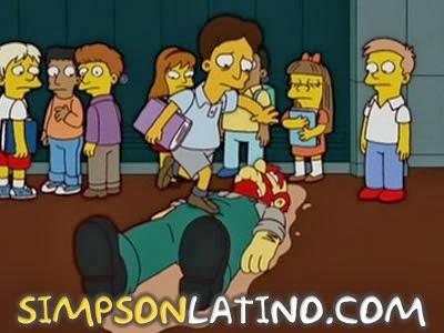 Los Simpson 18x01