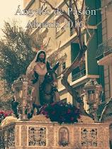 Cartel de la Semana Santa de Ángeles de Pasión
