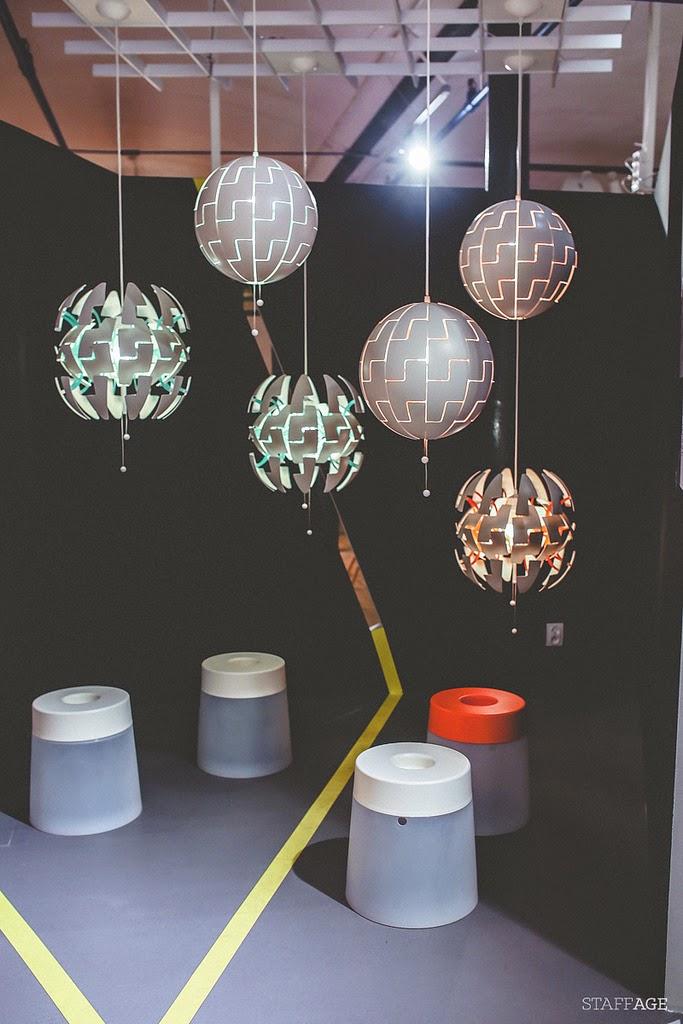 lampy otwierające się przy pomocy sznurka,designerskie lampy