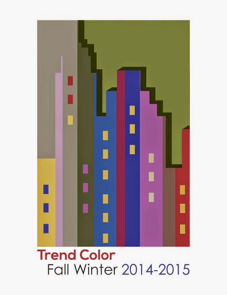 Trends Color Pantone