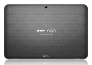 Acer Iconia Tab A510 back