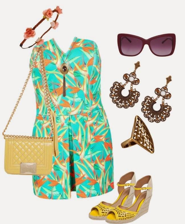 -coroa de flores-macacão feminino-macaquinho feminino-roupas femininas-macaquinho-overalls-romper-moda feminina-roupas femininas