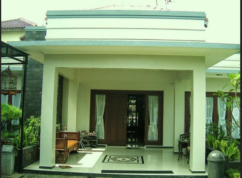 warna teras rumah minimalis
