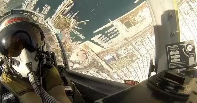 Πολεμική Αεροπορία: Νέο εντυπωσιακό βίντεο από τις αεροπορικές επιδείξεις στο Φλοίσβο