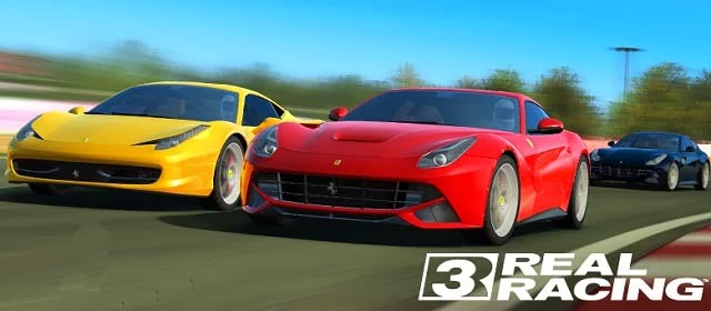 Real Racing 3 Apk v2.0.2 Unlimited Money Mod