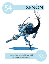 Xenon 54 animation