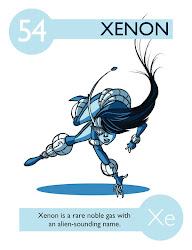Xenon 54 animation