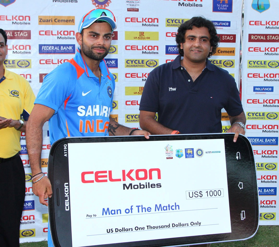 Virat-Kohli-Man-of-the-Match-West-Indies-vs-India-Tri-Series-2013