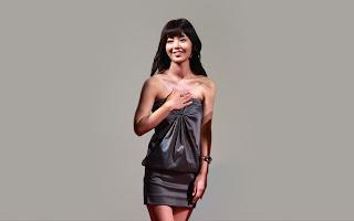 Nam Gyu-ri 남규리 Wallpaper HD 6