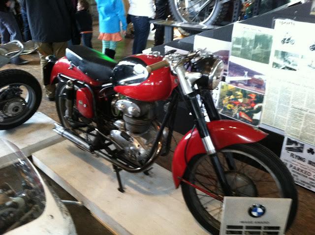 BMW Mondial
