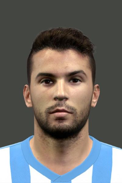 Flavio Ferreira PES 2016 Face