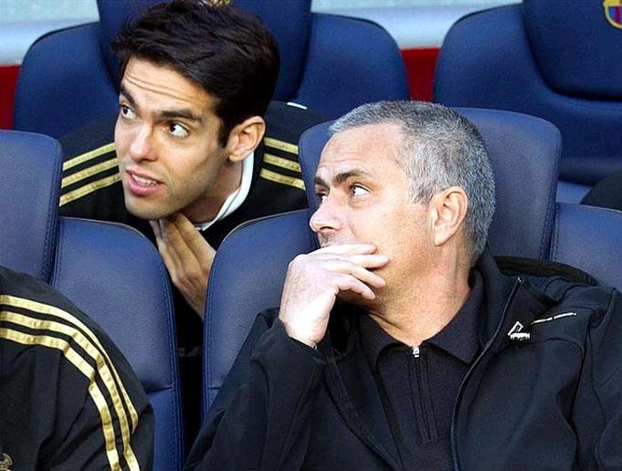 Image result for Ricardo Kaká mourinho