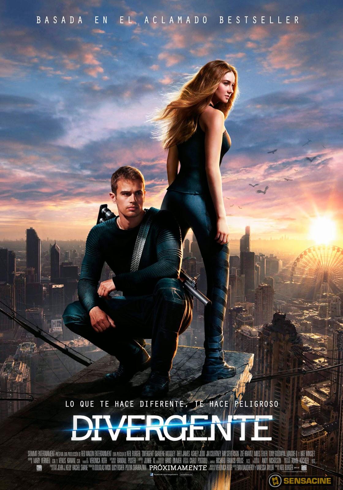 Reseña de cine: 'Divergente'