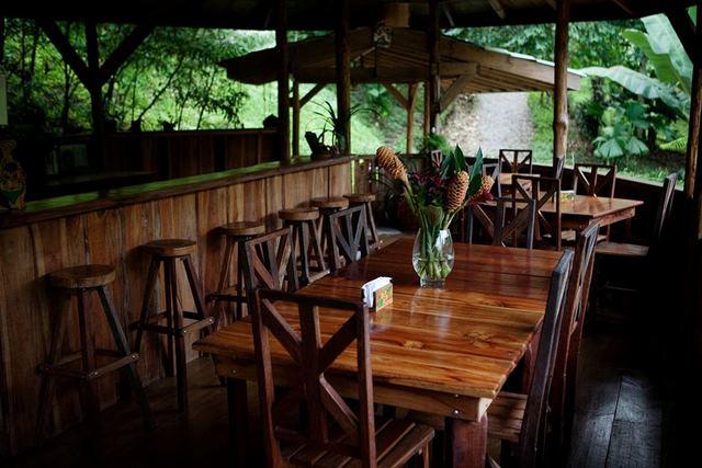 xenodoxeio dentrospita 14 Finca Bellavista: Ένα χωριό γεμάτο δεντρόσπιτα