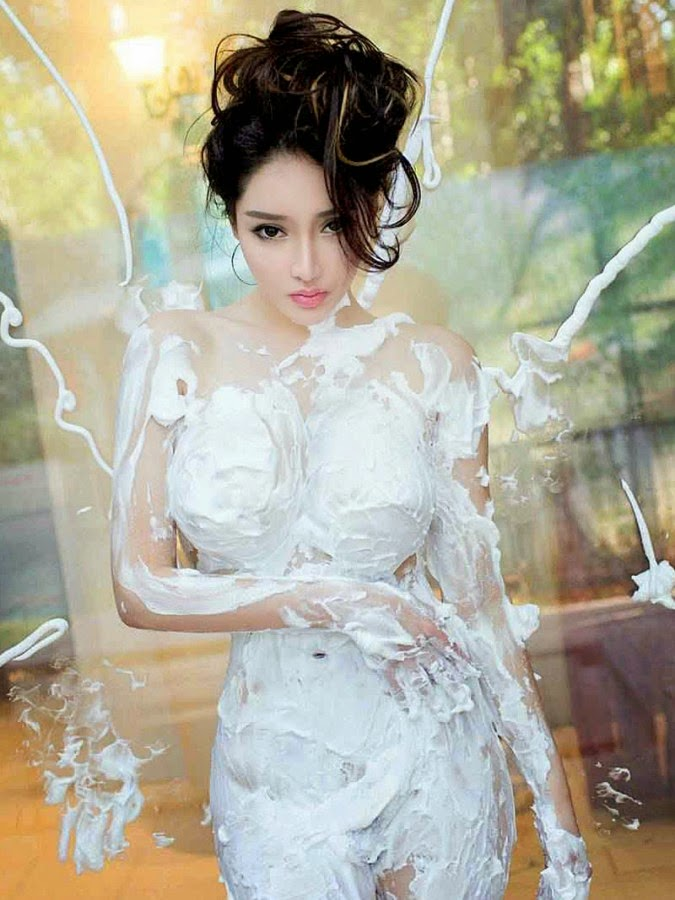 Mai Ping Guo Nude Photos 51
