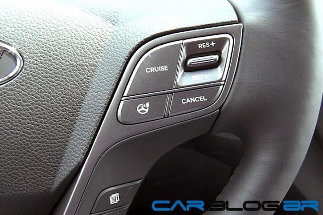 Hyundai Santa Fé 2013 - volante