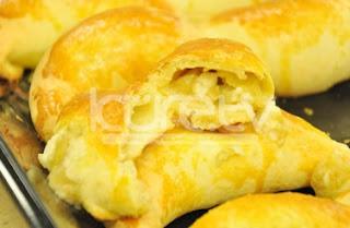 Oktay Usta Peynirli Patlıcanlı Ay Böreği Tarifi Yeşil Elma