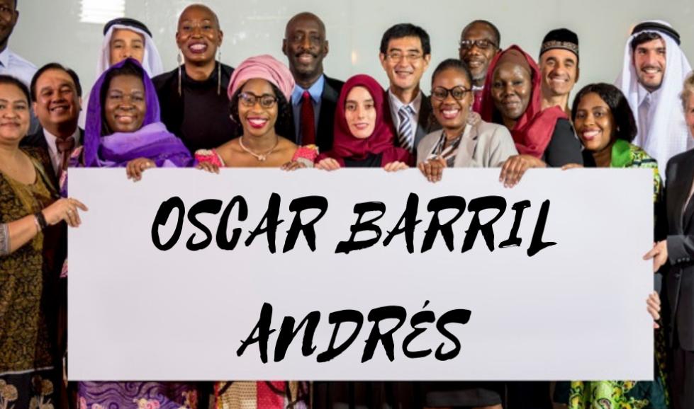 OSCAR BARRIL ANDRÉS