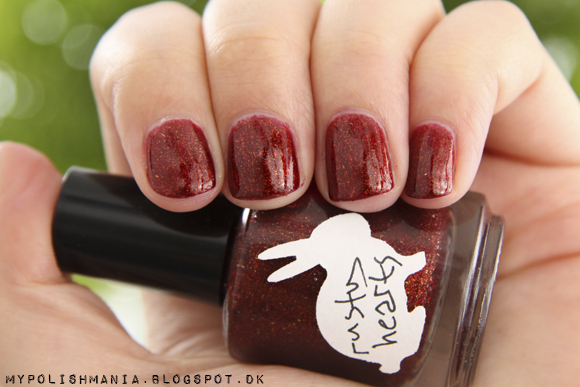 Hare Polish Rusty Hearts
