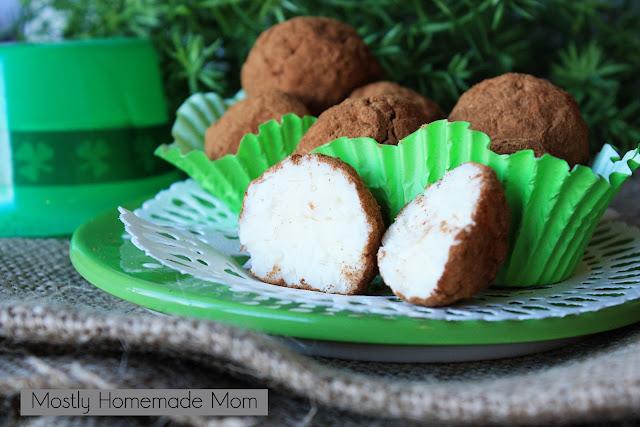 Mostly Homemade Mom: Irish Potato Candy