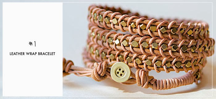 http://www.poppytalk.com/2013/06/diy-leather-wrap-bracelet.html