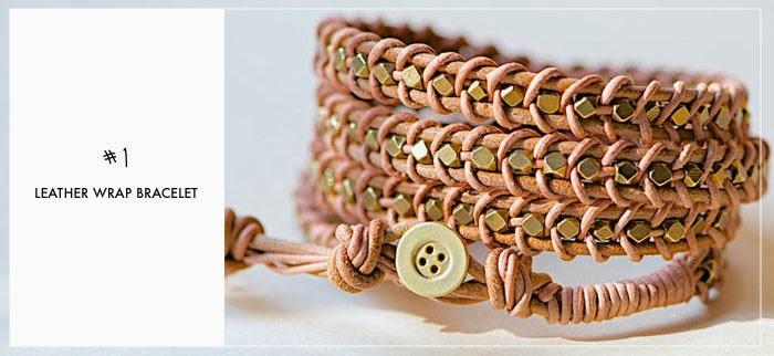 http://www.poppytalk.com/2013/06/diy-leather-wrap-bracelet.html