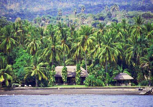 Air Sanih tourist in Bali the islands