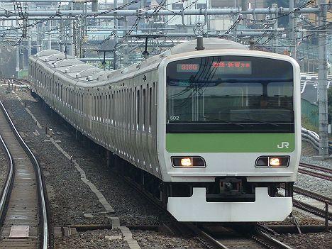 山手線 池袋・新宿方面行き