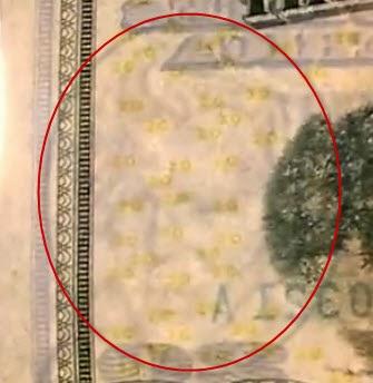 Misteri Wajah George Bush Bertanduk Di Uang 20 Dollar