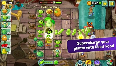 download, game plants vs zombies 2, android