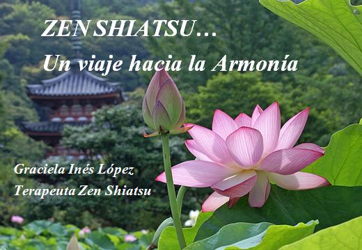 Zen Shiatsu: un viaje hacia la ARMONIA
