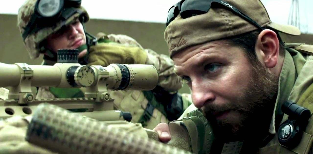 Bradley Cooper passa por preparação física e psicológica para atuar em Sniper Americano