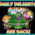 Farmville Daily Delights Return