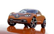 Wallpaper hd : Renault Captur 2013 renault captur front