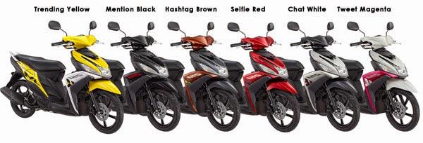 Spesifikasi Yamaha Mio M3 125, Harga & Alasan Membelinya